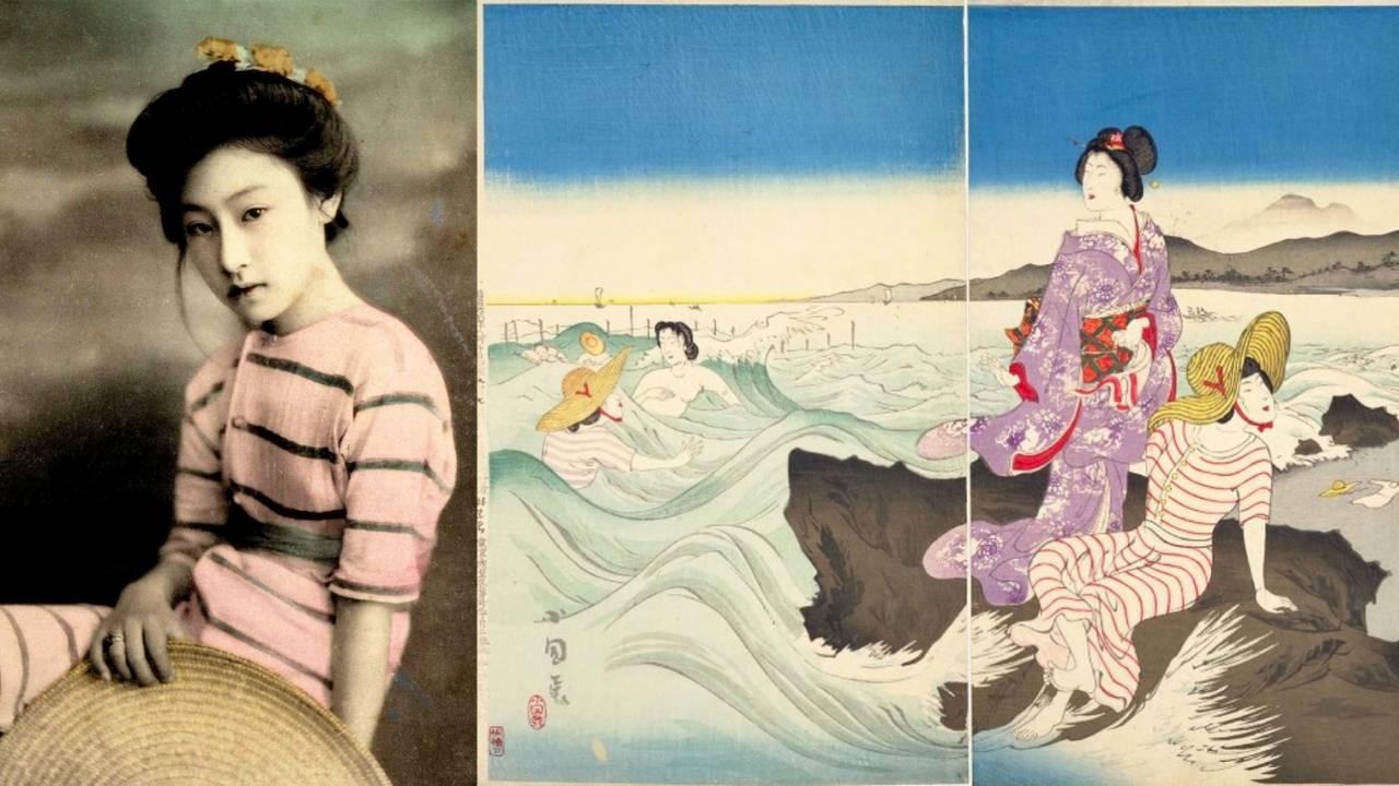 最初は医療目的だった?江戸〜明治時代に遡って日本の海水浴の歴史をたどる