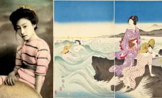 最初は医療目的だった?江戸〜明治時代に遡って日本の海水浴の歴史をたどってみました!