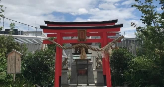 これは珍しい!ビルの屋上にある神社で御朱印がもらえるスポット3選