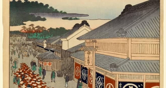 江戸時代のツケ事情。掛け売りが一般的なお江戸の盆暮れは借金の取り立てが大忙し!