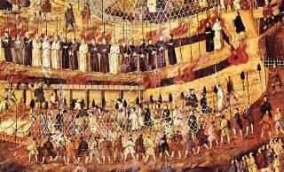 集団処刑、熱湯漬け拷問…そして島原の乱、勃発。日本におけるキリシタン弾圧の歴史