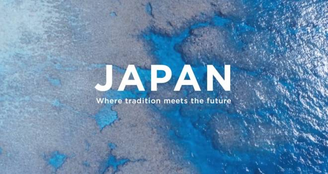 鳥肌ぶわぁ〜なる!日本の美麗スポットを高濃度で凝縮した絶景ムービー「JAPAN」最新作が公開