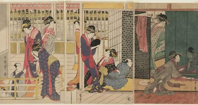 「しんござ」は武士のこと。江戸時代、吉原遊郭の標準語「ありんす言葉」はなんで使われてたの?