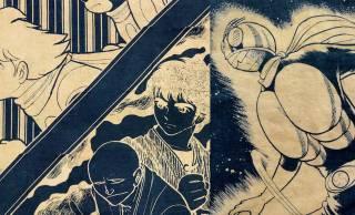 風合い最高じゃないか!仮面ライダーやサイボーグ009が播州織の和風ストールになった!