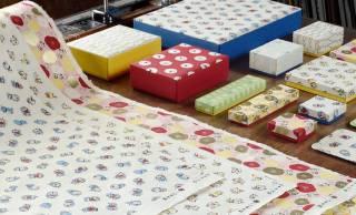 これは可愛い!心落ち着く風合いの手漉き和紙を使ったドラえもんづくしの和雑貨たちが素敵