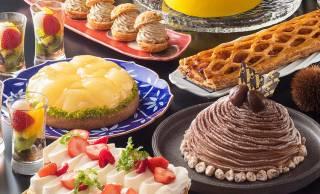 NIPPONがテーマ!日本各地の食材を用いたスイーツが大集合するブッフェ「スィートジャーニー」