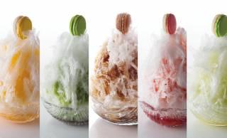 和素材たっぷりの和三盆フレーバーに注目!日光天然氷を使った「サツキ江戸かき氷」が美味しそう