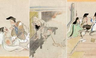 尻の穴多き男、ふたなりの男…平安時代の病気や奇形をユーモラスに紹介した絵巻物「病草紙」