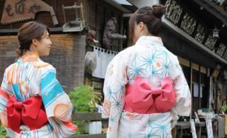 なにこれステキすぎ!浴衣の無料レンタルを静岡県 寸又峡温泉の宿泊施設6ヶ所で実施