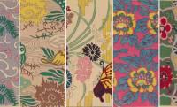 無料ダウンロード!明治宮殿の建設でも参考にした、江戸時代の色鮮やかな図案集が美しい!
