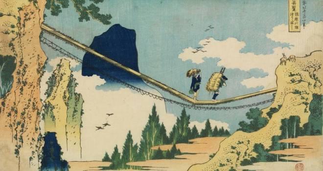 """天才・葛飾北斎が描いた""""橋""""にフォーカスしたユニークな展覧会「北斎の橋 すみだの橋」開催"""