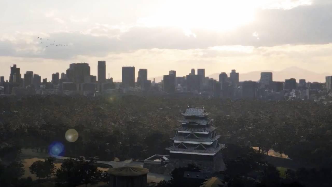 これは観たいぞ!江戸城の天守が焼失してなかったら…VR作品「江戸城の天守」上映!
