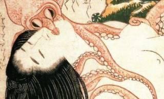 蛸と海女も!葛飾北斎の「春画」復刻を記念し、春画をモチーフにしたアート展「nuranura展2018」開催