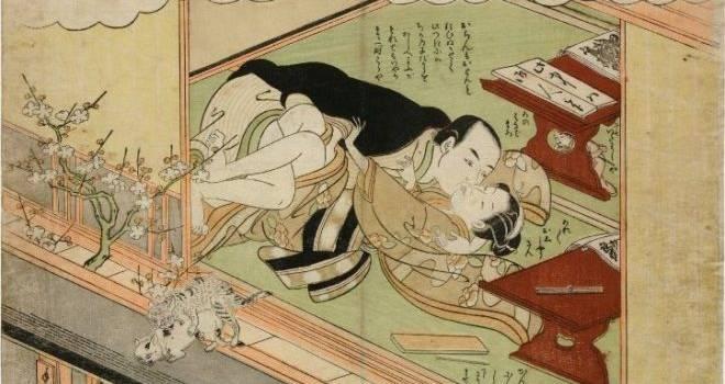 春画はお守り?江戸時代の庶民にとって春画とは性欲を満たすだけのものではなかった