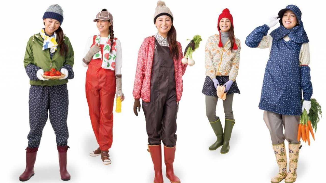 畑映え確実♡農業女子がオシャレコーデを楽しむ為のフリーペーパー「のらスタイル通信」
