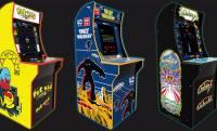 懐かしいぞこの筐体!レトロゲームを3/4スケールのアーケード筐体で遊べる家庭用「ARCADE1UP」発売