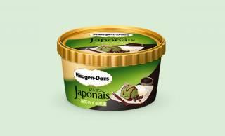 和素材を使ったハーゲンダッツ ジャポネシリーズの第1弾「抹茶あずき黒蜜」が復活販売です!