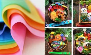 キャラ弁づくり捗る!蒲鉾の材料で作ったカラフル食材「ととしーと」がお弁当の飾りにぴったり!