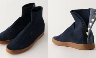 ミニマルで面白い!足袋から着想を得たスニーカーがPUMAとユナイテッドアローズのコラボで発売