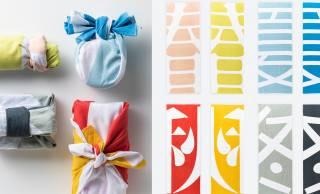 新ゴっぽい手ぬぐい…。モリサワがなんと4種類のフォントをイメージした手ぬぐいを発売!