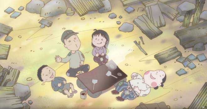 まるでスピンオフ作品!映画「この世界の片隅に」のスタッフが再集結したWEBアニメをオタフクソースが公開
