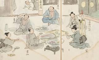 単身赴任の楽しみはやはりお酒?江戸時代の参勤交代での暮らしはどんなものだったの?