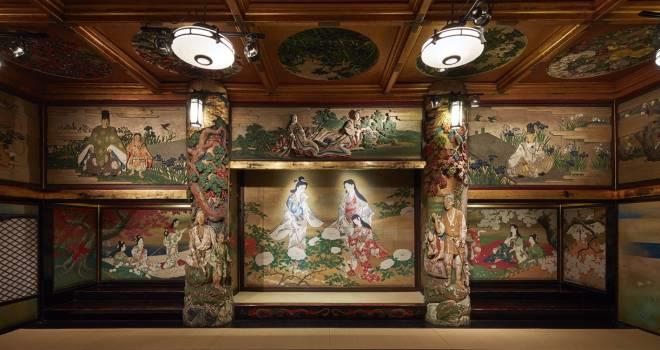 写真撮影可!荘厳なる日本美術空間「百段階段」で百段階段そのものの魅力を紹介する展覧会が開催