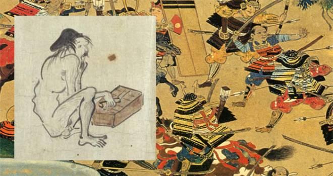 室町時代、応仁の乱で大活躍した悪党「骨皮道賢」が残した6日間の武勇伝