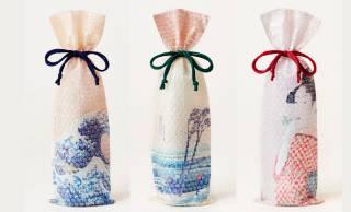 梱包材に使われた浮世絵が世界を驚かせた歴史を再現「浮世絵プチプチ」がグッドデザイン賞受賞
