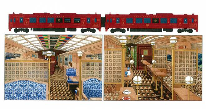 これは乗ってみたい!福岡の平成筑豊鉄道がノスタルジックでレトロモダンな特別列車を発表!