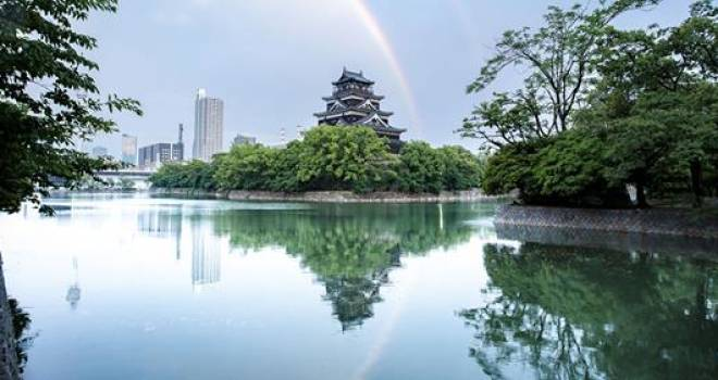 島ではないのに「広島」とはこれ如何に?意外な人物が関わっていた、地名からみる広島誕生
