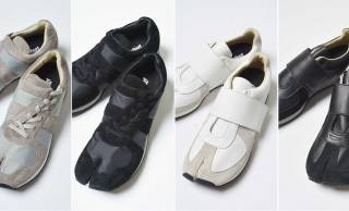 カジュアルでもモードでも楽しめる特徴的なデザインの足袋シューズが登場!