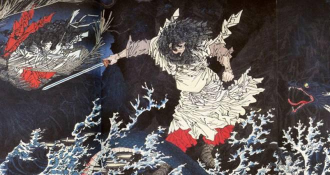 日本で最初に罰を受けたのは日の光を奪ったスサノオ?串刺、糞戸、死膚断…古代の罪を紹介