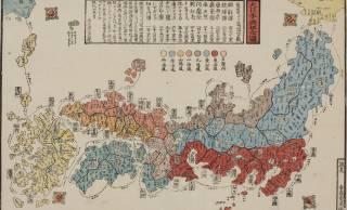 県が七つしかないのになぜ「九州」?九国が七県にまとめられてしまう経緯