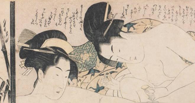 記録が少ない江戸時代のレズビアン事情…女性の同性愛の環境はどのようなものだったの?