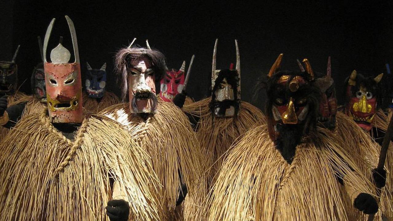 やったねナマハゲ♡全国の来訪神行事が「来訪神:仮面・仮装の神々」としてユネスコ無形文化遺産に登録