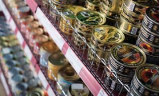 缶詰の普及は関東大震災がきっかけ?日本で初めて作られた缶詰はイワシの油漬け