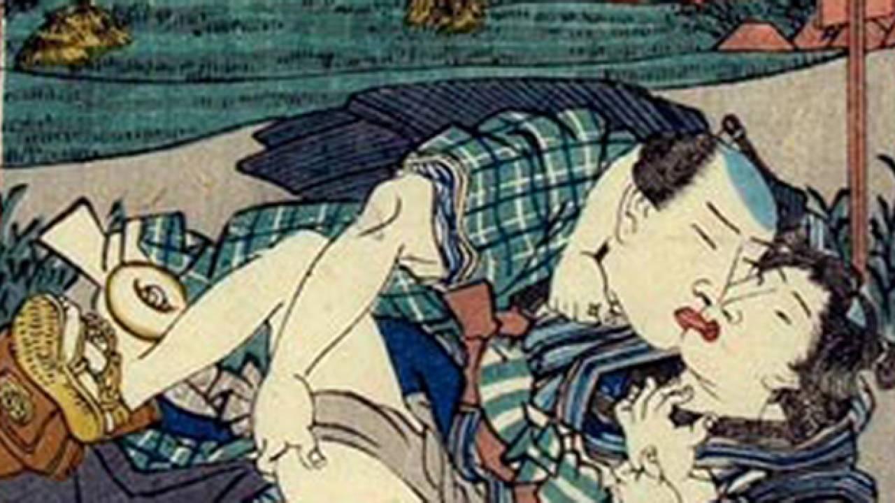 江戸時代以前の男色は決して「快楽のため」だけではない?恒例の儀式や同志の契りを交わす意味も大きかった