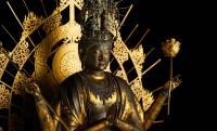 完全に芸術作品!複雑すぎる造形ゆえ再現困難な仏像「不空羂索観音」が遂にフィギュアになった!