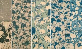 キャワワが溢れてる!江戸時代の超大作小説「南総里見八犬伝」の表紙が可愛いワンちゃんまみれなんだが!