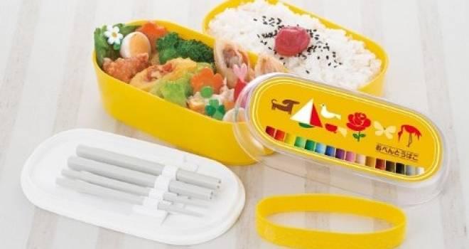 レトロ可愛い♪子供の頃使ってたサクラクレパスのランチボックスが素敵!