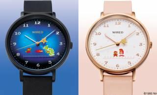これはカワイイぞ!スーパーマリオブラザーズとWIREDのコラボ腕時計が1200本限定で登場!