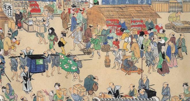 18世紀の時点で江戸はすでに百万都市!人口が増え続ける東京の原点は江戸時代にあり?