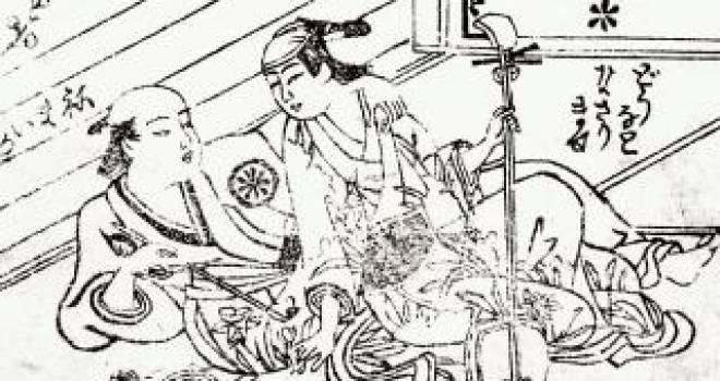 曲亭馬琴もびっくり!江戸時代に骨太ガッチリ男性が突然、子どもを出産した話