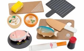食育はやっぱり和食で♪和風に特化した日本ならではのおままごとセットが可愛いよ!