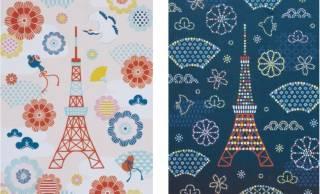 御朱印サービスも!東京タワー内にある「タワー大神宮」オリジナル御朱印帳が発売!