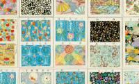 モダンで色彩豊かな明治時代の図案集「京華図案」がハイレベルすぎる!