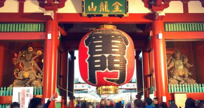 もうすぐ始まる年末の風物詩!江戸時代から続く「浅草寺歳の市(羽子板市)」とは?