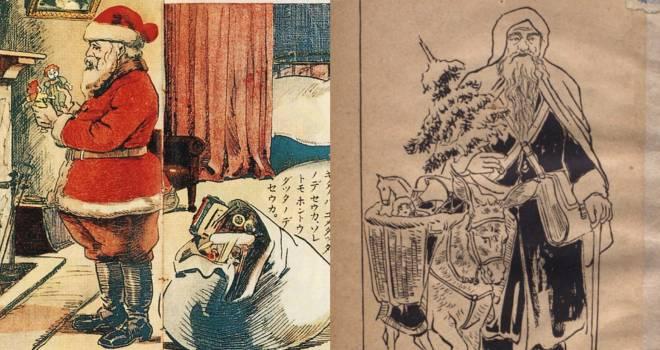 誰だよ(笑)サンタクロース…いや「三太九郎」から始まった日本のクリスマスの歴史