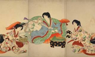 ミッション「奥方の辱めを代行せよ!」江戸時代に存在したオナラの身代わり業「屁負比丘尼」